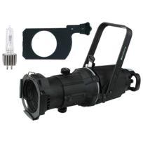 Showlite - Gl060 26° Spot profil + lampe + Set gobo