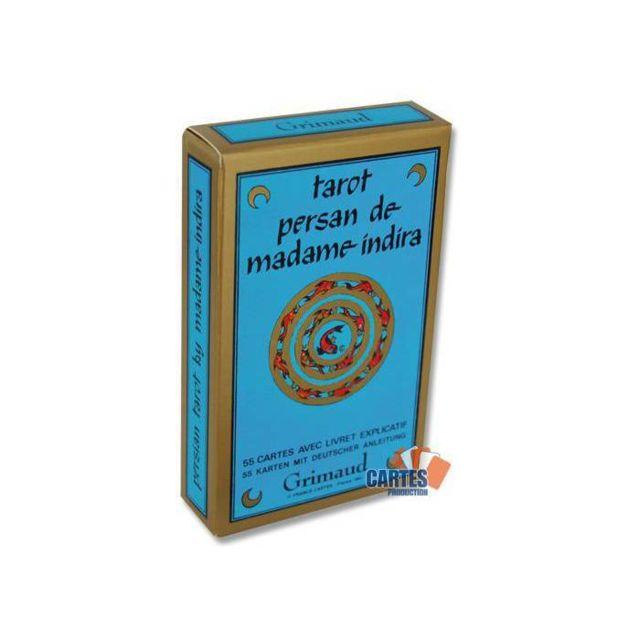 France Cartes - Tarot persan de Madame Indira - jeu de 55 cartes ... 2c52d9862322