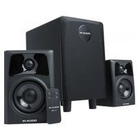 M-audio - Studiophile Av 321 - Systeme 2.1 enceintes et caisson