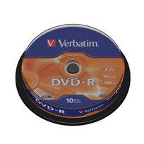 VERBATIM - DVD-R 4.7 Go