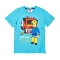 Sam Le Pompier - Garcon Tee-shirt