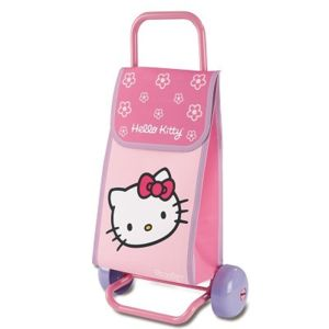 smoby chariot shopping poussette de march hello kitty pas cher achat vente cuisine et. Black Bedroom Furniture Sets. Home Design Ideas