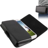 5ad6026c9c9 Wewoo - Etui en cuir de style portefeuille avec clip de ceinture pour  iPhone 8 et