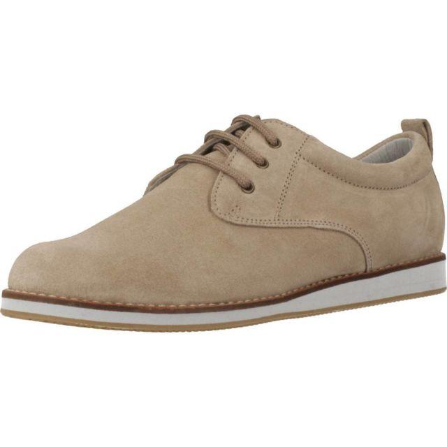 Landos Mocassins et chaussures bateau Enfant 21AE17, Marron