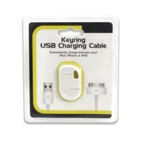 Thumbsup - Câble de recharge Iphone 3G, 3GS, 4, 4S, Ipad, Ipod Touch et Nano - Usb porte clé