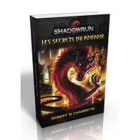 Blackbook ÉDITIONS - Jeux de rôle - Shadowrun : Les Secrets Du Pouvoir