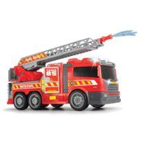 John World - Camion de pompiers animé