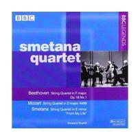 Bbc - Beethoven - Quatuor op.18 n1 / Mozart - Quatuor n20, K499 / Smetana - Quatuor n1