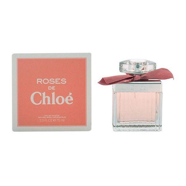 Eau De Toilette Pour Femme Roses De Chloe De Chloé Parfum Capacité