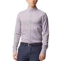 chemise coton doux - Achat chemise coton doux pas cher - Rue du Commerce 52c5d8659216