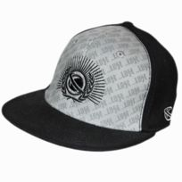 Lost enterprises - Casquette flexfit Lost Redundant noir S/M