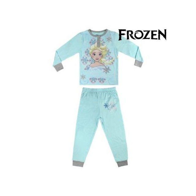 7703f204be6b2 Frozen - Pyjama Enfant 0276 Multicolore - N A - pas cher Achat   Vente  Pyjamas - RueDuCommerce
