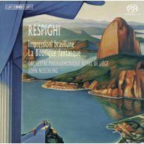 Bis - Ottorino Respighi - Impressions bresiliennes, La boutique fantasque