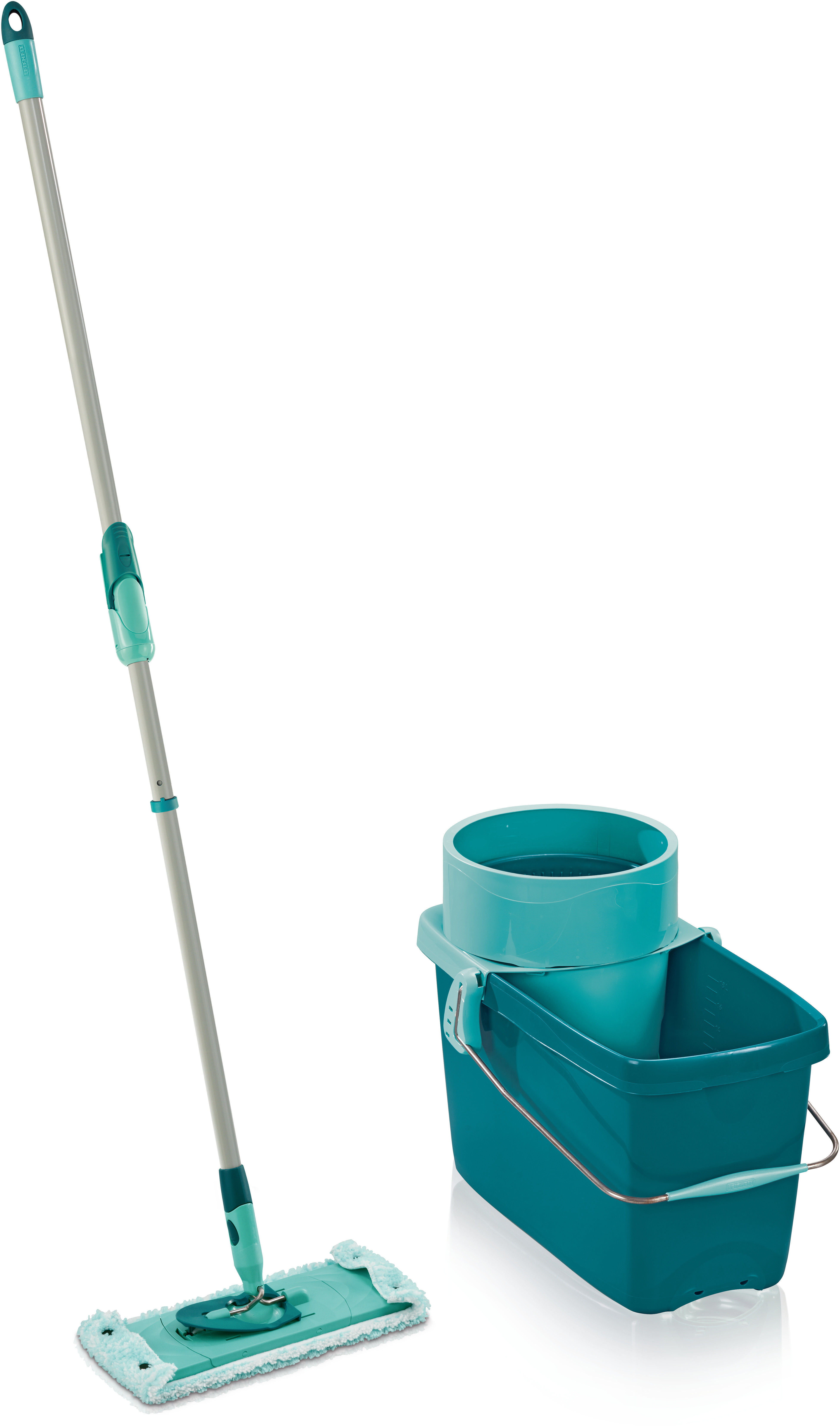 KIT DE NETTOYAGE CLEAN TWIST SYSTEM seau + balai