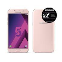 Samsung - Galaxy A5 2017 - Rose