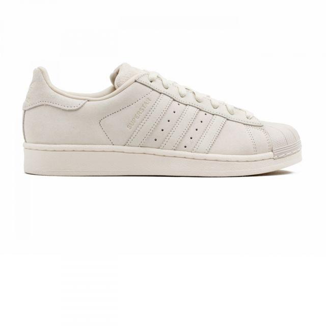 Adidas Chaussures Superstar Beige Originals pas cher