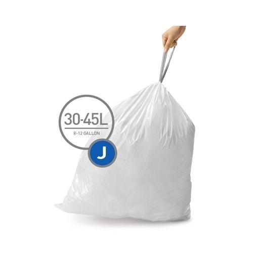 simplehuman sacs 30 45l j 20 sacs pas cher achat vente sacs poubelles rueducommerce. Black Bedroom Furniture Sets. Home Design Ideas