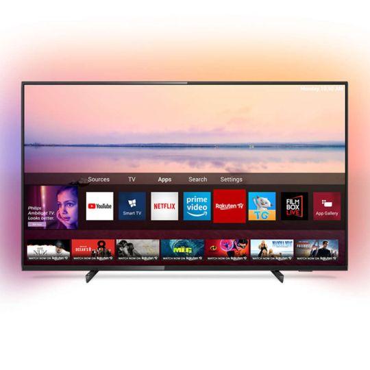 """TV LED 50"""" 126 cm - 50PUS6704"""