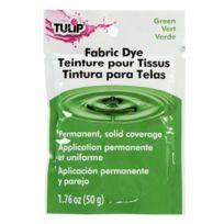 Tulip - 27859 1 Paquet De Teinture Permanente 50 G Pour Tissu Vert