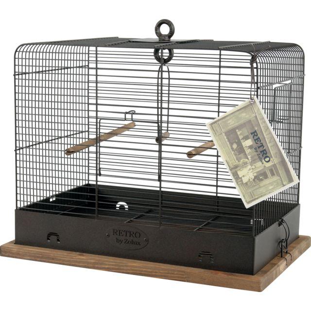 d171052ef7db02 ZOLUX - Cage Retro Célestine - pas cher Achat   Vente Cage à oiseaux ...