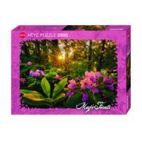 Amix - Puzzle 2000 pièces : Forêt magique Rhododendron