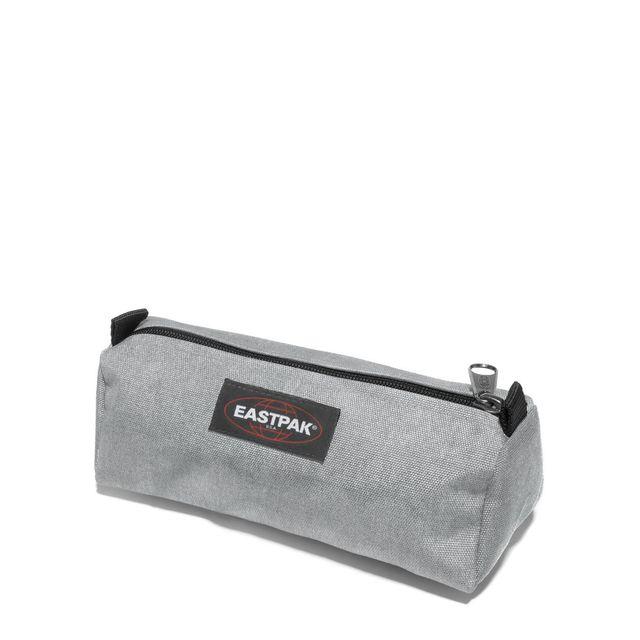 EASTPAK - Trousse ronde gris clair - Fermeture zippée - L 20,5cm 363 SUNDAY GREY