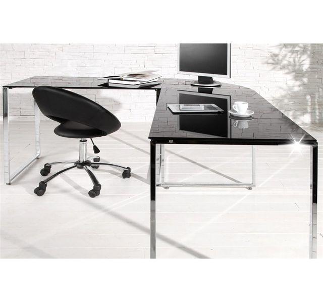 CHLOE DESIGN Bureau design Maceo - noir