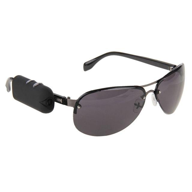 Wewoo - Hd 720 P bricolage Vidicon lunettes de soleil sport en plein air  vidéo caméscope 70c45db64baa