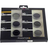 POLAR PRO - A saisir Pack 6 Fitres DJI Phantom 4 / Phantom 3