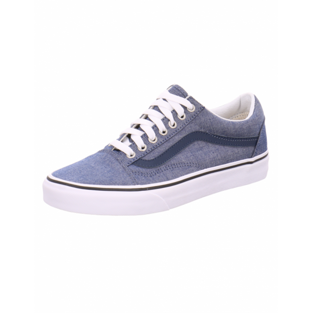 Vans Chaussures U Old Skool C Chambray pas cher Achat