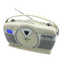 SOUNDMASTER - RCD 1350 - Beige