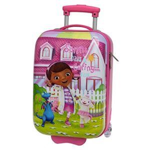 disney bagage enfant valise trolley cabine docteur la. Black Bedroom Furniture Sets. Home Design Ideas