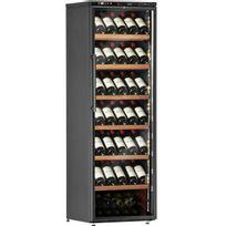 Calice - Cave à vin de service - Multi-Températures temp 120 bouteilles - Noir Aci-cal210P - Pose libre