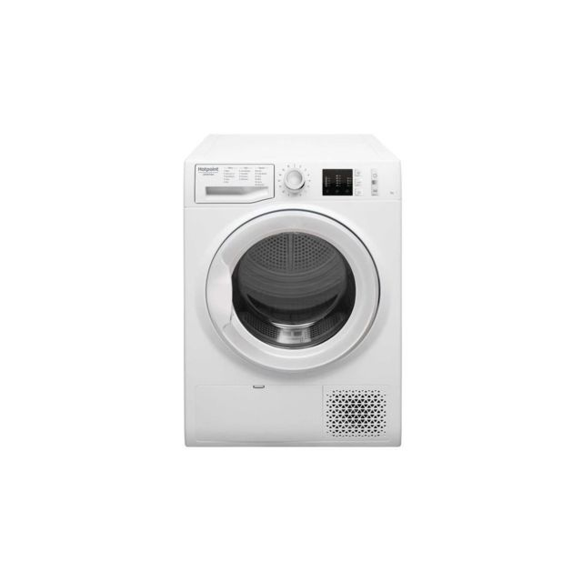 Hotpoint Ntcm107bfr - Seche Linge - 7 Kg - Condenseur - B - Blanc