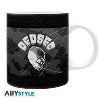 Abystyle - Watch Dogs 2 - Mug - Black & White - 320 ml - Céramique - Avec boite