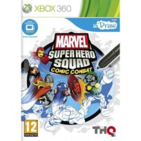 Thq - uDraw Marvel Super Hero Squad : Comic Combat
