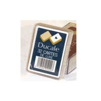 France Cartes - Jeu de 32 Cartes Ducale sous Boîte Cristal 401022