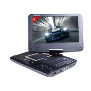 takara lecteur dvd portable vr139 ecran 9 39 39 usb sd. Black Bedroom Furniture Sets. Home Design Ideas