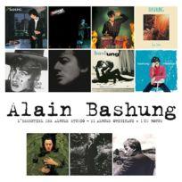 - Alain Bashung - L'essentiel des albums studio Coffret
