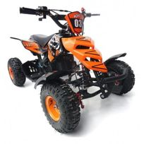 Fsm - Pocket Quad Thermique 49cc 2T Orange Repti