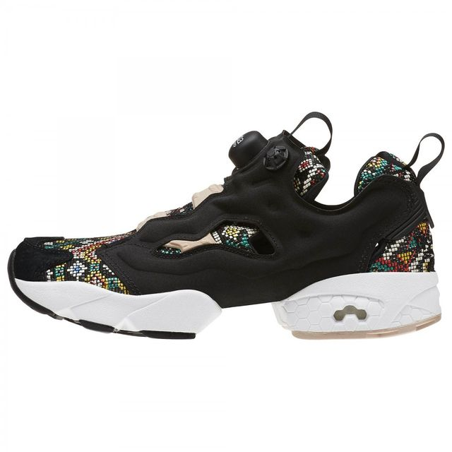 Gt Noir Instapump RefBd3095 Reebok Pas Cher Basket Fury WHIYED29