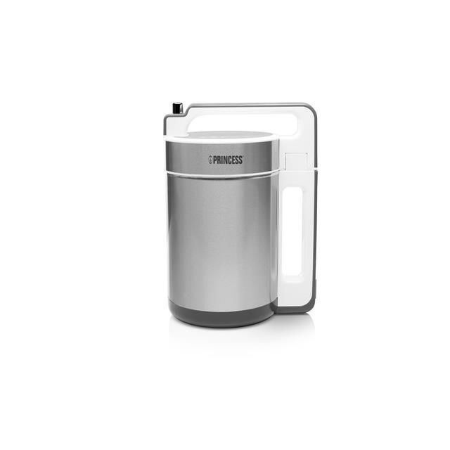 Princess Blender a soupe chauffant de 1,5L 200W gris blanc