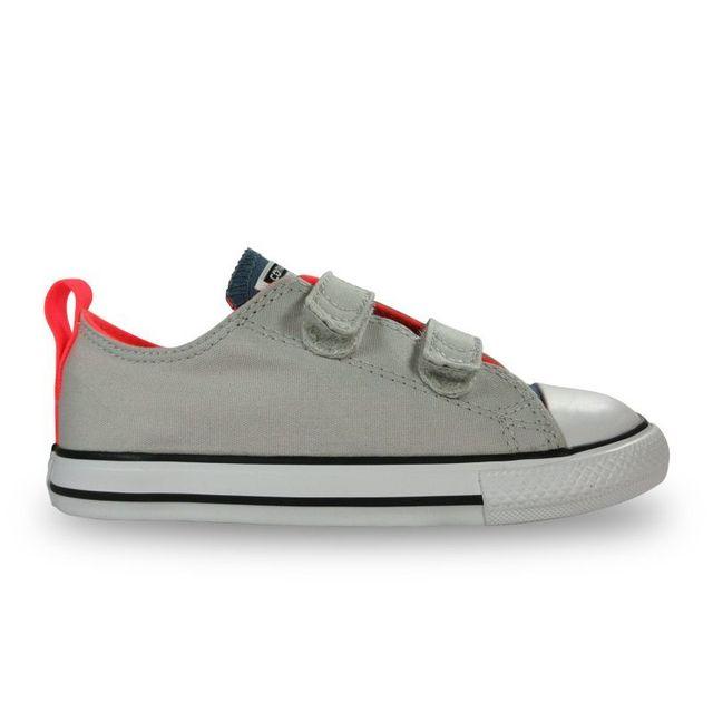 c902896b88fe8 Converse - Chaussure bébé chuck taylor all star 2v ox - pas cher Achat    Vente Chaussures