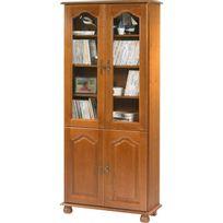 bibliotheque chene - Achat bibliotheque chene pas cher - Rue du Commerce d074cf164f28