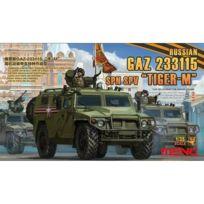 Meng - Maquette véhicule militaire : Russian Gaz 233115 Tiger-M Spn Spv