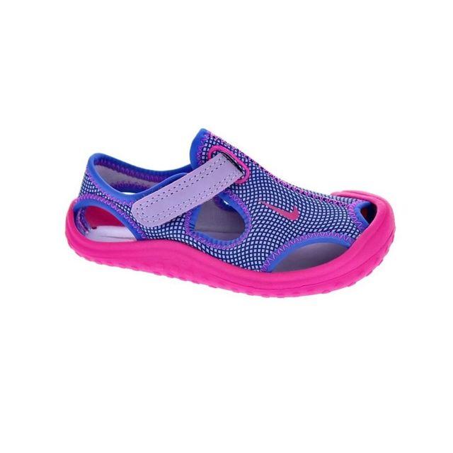 enfant prix compétitif sans précédent Nike - Chaussures Fille Sandales modele Sunray Protect - pas ...