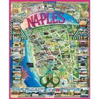 White Mountain Puzzles - Puzzle 1000 pièces - Naples, Floride, Usa