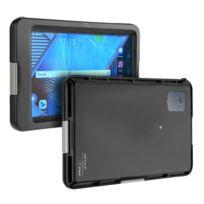 """4SMARTS - Coque Tablettes 8"""" à 10"""" Protection Etanche Integrale Antichocs 2m Noir"""