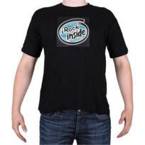 Summary - T-shirt Led design iRock Inside 2 couleurs taille Xl