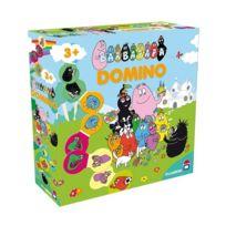 Dujardin - Domino Boite Carton Barbapapa Domino Boite Carton Barbapapa